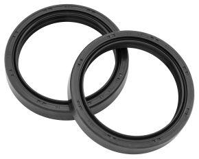 Bikemaster Fork Seals for Street - Black - 49 x 60 x 10