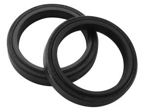 Bikemaster Fork Seals for Street - Black - 43 x 54 x 9.5/10.5