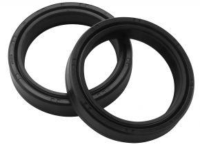 Bikemaster Fork Seals for Street - Black - 45 x 52 x 11