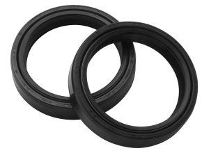 Bikemaster Fork Seals for Street - Black - 46 x 58 x 10.5