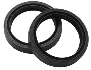 Bikemaster Fork Seals for Street - Black - 48 x 61 x 11