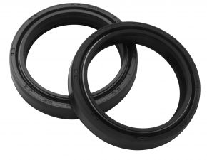 Bikemaster Fork Seals for Street - Black - 43 x 55 x 9.5/10.5