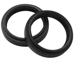 Bikemaster Fork Seals for Street - F800GS 2013 - Black - 43 x 52.9 x 9/11.4
