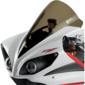Zero Gravity Corsa Windscreen - Smoke - R1 '09