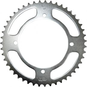 Sunstar Sprockets Steel Rear Sprocket - 50-Tooth - Honda