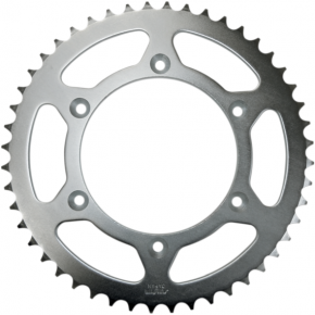 Sunstar Sprockets Steel Rear Sprocket - 49-Tooth - Suzuki