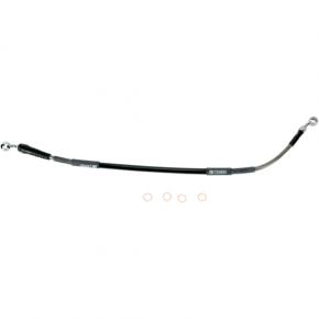 Moose Racing Stainless Steel Brake Line - Yamaha YZ