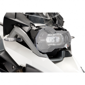PUIG Protective Headlight Cover - R1200GS - Clear