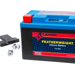 Power-Sonic Firepower Featherweight Lithium Battery - DRZ-400