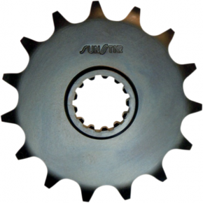 Sunstar Sprockets Counter-Shaft Sprocket - 16-Tooth - Suzuki