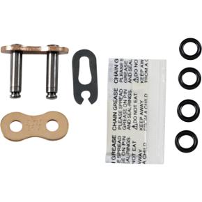 Enuma Chain (EK) 525 SRX2 Series - Clip Connecting Link - Gold