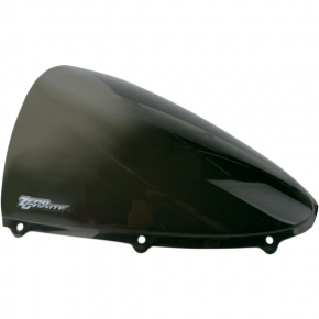 Zero Gravity Corsa Windscreen - Smoke - ZX6R/ZX10R