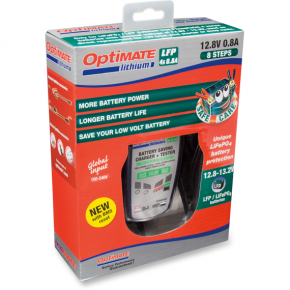 Optimate Lithium Charger - 0.8A