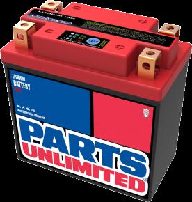 Parts Unlimited Li-Ion Battery - HJTX14AHQ-FP
