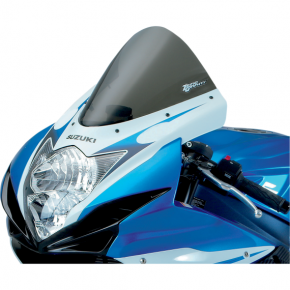 Zero Gravity Corsa Windscreen - Smoke - GSXR 600/750