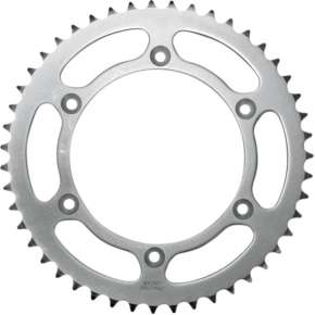 Sunstar Sprockets Steel Rear Sprocket - 45-Tooth - Beta