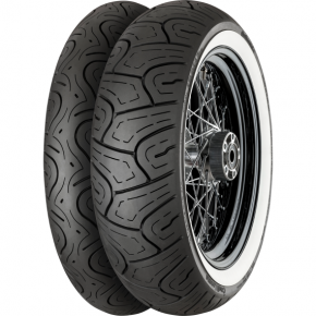 Continental Tire - Legend Whitewall - 180/65B16