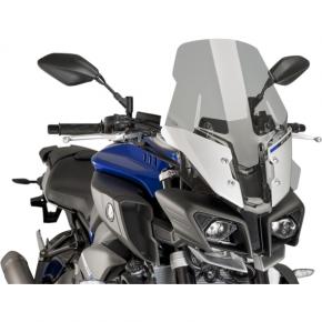 PUIG New Generation Windscreen - Smoke - MT10