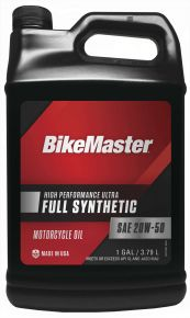 Bikemaster Full-Synthetic Oil - 1 gal. - 532326