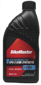 Bikemaster SPO-2 Semi-Sythetic 2-Stroke Oil - 1 qt