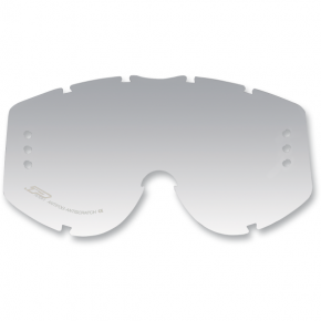 Goggle Lens - Clear - Roll-Off Anti-Stick