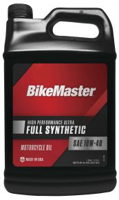 Bikemaster Bikemaster Full-Synthetic Oil - 1 gal.