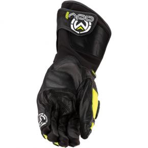 Moose Racing ADV1™ Long Gloves - Black/Hi-Viz - 2XL