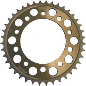Sunstar Sprockets Rear Sprocket - 40-Tooth - Yamaha