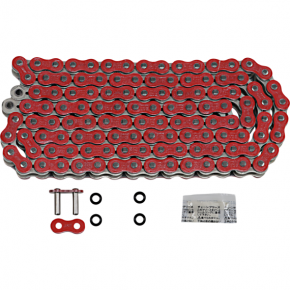 Enuma Chain (EK) 525 MVXZ2 - Chain - 120 Links - Red
