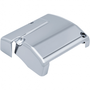 Kuryakyn Precision Transmission Top Cover - Chrome