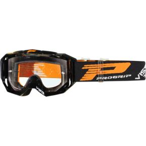 3303 Vista Goggles - Black - Clear