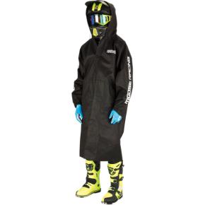 Moose Racing MUD Rainsuit Coat - Black - L/XL