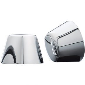 Kuryakyn Axle Caps - Front