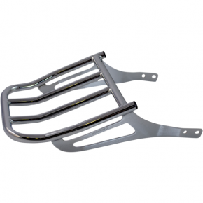 Motherwell Luggage Rack - Chrome