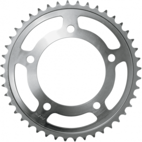 Sunstar Sprockets Steel Rear Sprocket - 45-Tooth - Honda