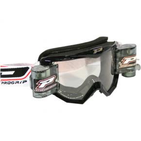 3201 Roll Off Goggles - Black - XL
