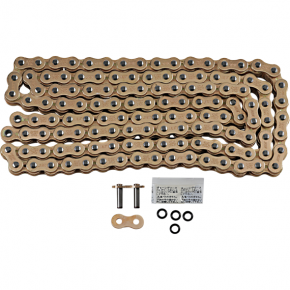 Enuma Chain (EK) 520 SRO6 Series - Chain - 130 Links - Gold