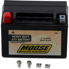 Moose Racing AGM Battery - YTX9