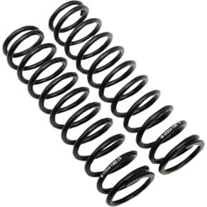 Progressive Suspension Shock Springs - 12-Series - Black - 75 lb/in