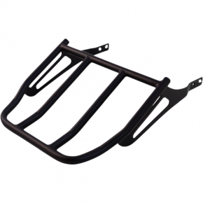 Motherwell Luggage Rack - Matte Black