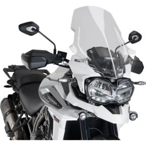PUIG Race Windscreen - Clear - Tour - Tiger