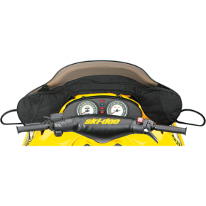 Parts Unlimited Ski-Doo Snowmobile Windshield Bag
