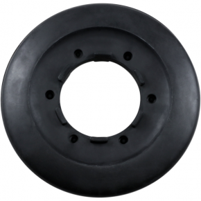 Parts Unlimited Bogey Wheel Tire, SKI-DOO