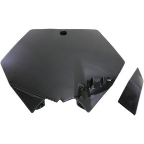 Acerbis Number Plate - KTM SX - Black