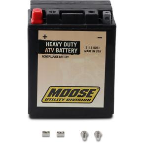 Moose Racing AGM Battery - YTX14AH