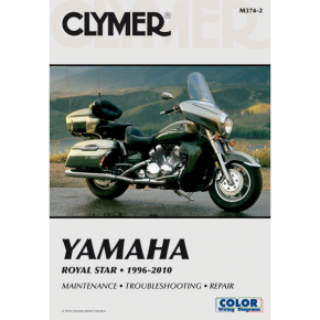 Clymer Manual - Yamaha Royal Star