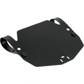 Rox Speed FX Universal Snowcross Number Plate - Front