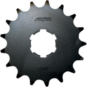 Sunstar Sprockets Counter-Shaft Sprocket - 17-Tooth - Yamaha