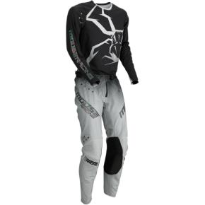 Moose Racing Agroid Pants - Black/Gray - 34