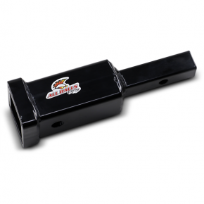 "ALL BALLS EZ Hitch Adapter - 1.25"" to 2"""